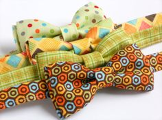 Cake smash bow tie! So cute for first birthday!