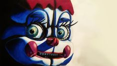 Drawing FNaF Baby from Sister Location Preview