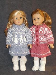 Looking for your next project? You're going to love Scandinavian Cousins doll…