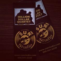 Sun Studio, Memphis, TN, USA .