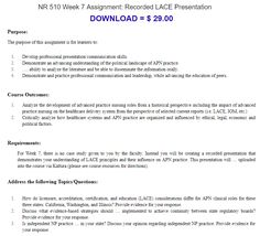 NR 503 Midterm plus Final Exam Study Guide NR 503 Week 4 Midterm