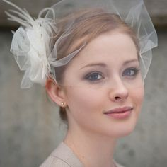 The Mallory Dreamy Tulle Veil- Just love it
