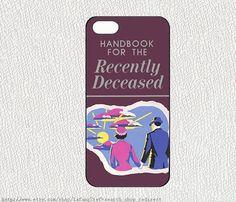 Beetlejuice Handbook ,iphone case I want this so bad!