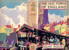 old towns by steve marland.