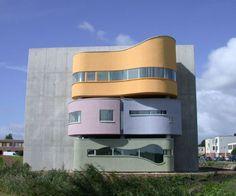 Wall House 2 / John Hejduk