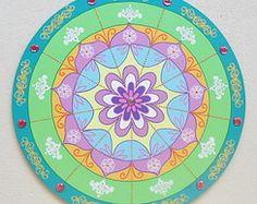 Mandala Renovação- 50 cm- MDF