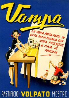 Vintage Italian Posters ~ #illustrator #Italian #posters ~ Vampa