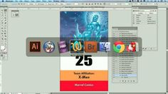 How to Use Adobe Illustrator Variable Data Adobe Indesign, Variables, Being Used, Adobe Illustrator, Writing, Illustration, Tutorials, Youtube, Illustrations