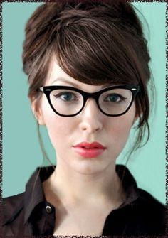 My dream cat eye prescription glasses.