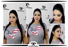 #Maquillaje y peinado con globo una linda inspiración muy rock  pensada para una cliente que busca destacar su rostro y mirada de la mejor manera  ¡Te esperamos! Programa tus citas: 3104444 - 3015403439 Visítanos: Cll 10 # 58-07 Sta Anita . . . #Peluquería #Estética #SPA #Cali #CaliCo #PeluqueríaEnCali #PeluqueríasEnCali #BeautyHair #BeautyLook #HairCare #Look #Looks #Belleza #Caleñas #CaliPeluquería #CaliPeluquerías #SpaCali #EstéticaCali #MakeUp #CámarasDeBronceo #BronceadoEnCámara