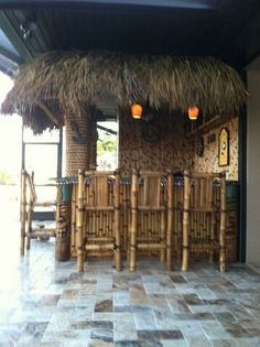 Have a Staycation Tiki hut Tiki bars and Bar