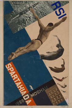 Spartakiada' (1928), de l'artista Gustav Klucis, - Busca de Google