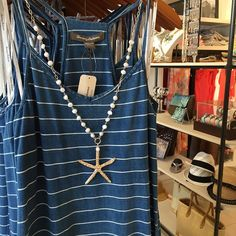 Stars + stripes  @tbahama #nautical #stripes #blue #preppy #summer #fashion #tommybahama #Pixxy