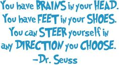 dr seuss quotes | Thank you for your work Dr. Seuss. Your books will always be my ...