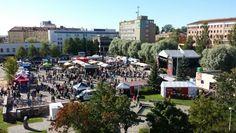 Venetsialaiset 2013, Kokkola,  Finland.