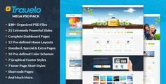 Review Travelo - Mega PSD PackYes I can say you are on right site we just collected best shopping store that have