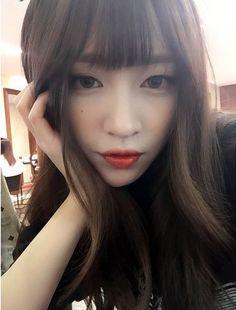 Les filles asiatiques sont jolies