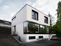 Haus Tschannen Faes by Andreas Müller Architekten