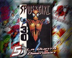 SPIDER-GIRL # 30 Escrito or Tom de falco. $ 60.00 Para más información, contáctanos en http://www.facebook.com/la5aDimension