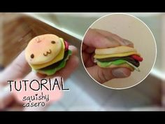 This will be a very fun squishtastic thing to do when your bored and it is really fun to make hope this tutorial is helpful to make this kawaii hamburger squishy