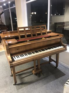 Niendorf of Berlin Grand from Chiltern Pianos