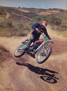 Husky 250CR 1975