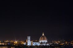 Duomo di Firenze by night.