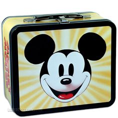 Mickey Mouse - Classic - Lunch Box