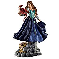 Call Of The Dragon Maiden Fantasy Doll