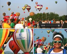 NJ Hot Air Balloon Festival