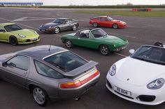 Trivia: Porsche quiz: Can you name them all?