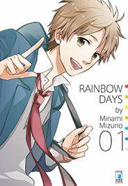 Nijiiro Days - por Last Heaven Fansub Chica Anime Manga, Manga Boy, Kawaii Anime, Anime Guys, Anime Art, Otaku Anime, Fanarts Anime, Anime Characters, Nijiiro Days Manga
