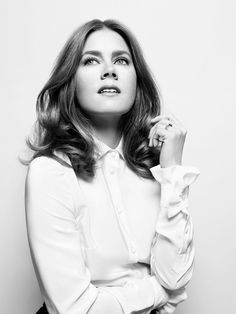 Amy Adams (1974) - American actress. Photo © Peter Hapak for Time