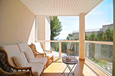 Spacios apartment with partial sea views in Cas Catala