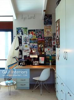 Contemporary study Contemporary Home Offices, Contemporary Style, Study Space, Interior Photography, Change, Corner Desk, Furniture, Home Decor, Home Office