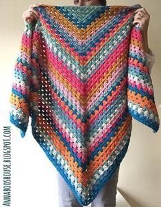 Crochet Shawl Pattern Free Prayer Link Ideas For 2019 Crochet Woman, Knit Or Crochet, Crochet Scarves, Crochet Clothes, Crochet Stitches, Free Crochet, Crochet Hats, Crochet Edgings, Crochet Shirt