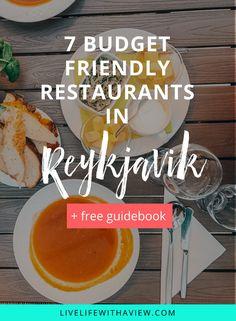 budget friendly restaurants in reykjavik iceland