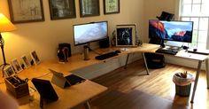 1000+ images about Gaming setup on Pinterest | Monitor, Gaming setup