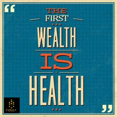 The First Wealth.
