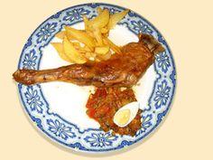 Pierna de cordero a la cordobesa Córdoba Archive - La Cocina Andaluza - page 2