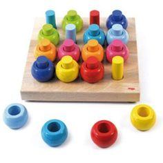 Les puzzles et encastrements (2) - HOPTOYS