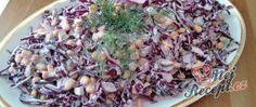 Recept Vynikající lehký zelný salát se zálivkou z bílého jogurtu a zakysané smetany Potato Salad, Potatoes, Ethnic Recipes, Food, Diet, Potato, Essen, Meals, Yemek