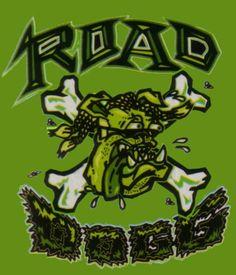 The Road Dogg logo 3 - WWE