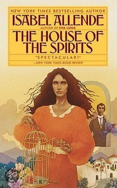 Isabel Allende - The House of the Spirits.  Is this book as fantastic as I think it is?  It has been a while.