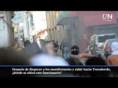 Uniformados y civiles dispararon en Candelaria el 12F