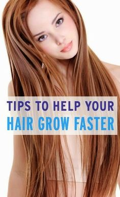 5 Tips To Help Your Hair Grow Faster | My Favorite Things
