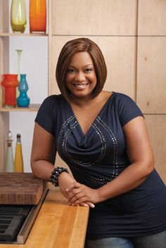 Sunny Anderson - Food Network Chef