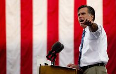 10/15  Romney raises $170 million in September, not far behind Obama Mitt Romney delivers remarks at a victory rally in Lebanon, Ohio. (Jim Watson / AFP/Getty Images / October 13, 2012)