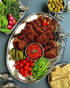 Persian Kotlet