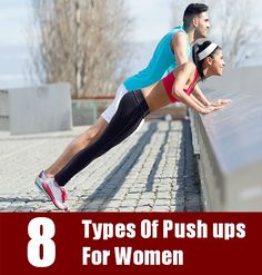 8 Types Of Push ups For Women